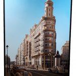 "Caballero de la Guerra. ""Torre"" 102x60cm 2800€"