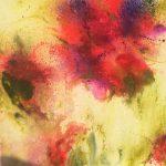"M. Ciurana ""Frutos del bosque"" (80x80cm.) Acrílico s/lienzo 3D 800€"