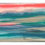 "M. Ciurana ""Infinitud"" (120x30cm.) Acrílico s/lienzo 3D 500€"