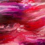 Mundo pasional 120x120 cm. Acrílico s/lienzo 1.300 €
