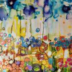 Inma Amo - Subido de color - 100x70 - Mixta - 600,00 €