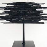 Javier Aloy - Sonido del viento - Hierro, Pieza única - 60x70x20 - 2.600,00 €